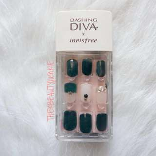Dashing Diva x Innisfree Press On Nails