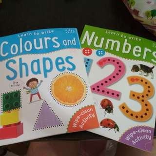 Learn Numbers and Colours