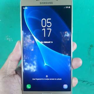 Samsung A9 pro 4gb ram 32gb rom