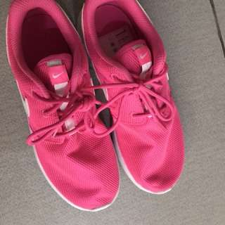 Nike Pink Rubber Shoes