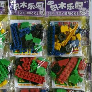 Lego Bricks Set