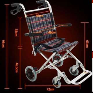 Brand New Travel Lightweight Wheelchair