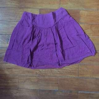 Springfield Violet Skirt