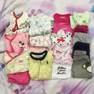 Bundle Baby Girl 0-6mth