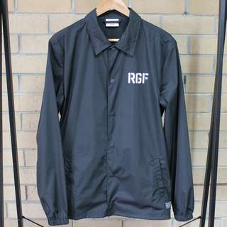 Rats Get Fat Coach Jacket