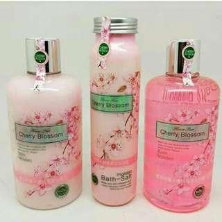 Set Mandian Cherry Blossom