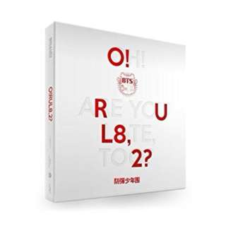SEALED ON HAND BTS - O! R U L8, 2?
