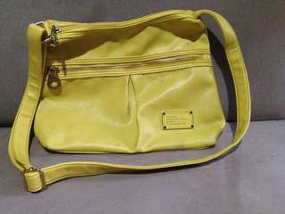Secosana yellow bag