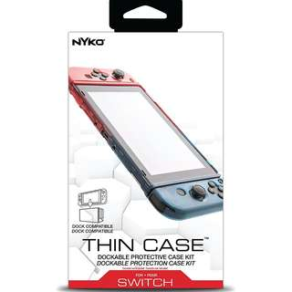 Original Nyko Thin Case for Nintendo Switch Dockable