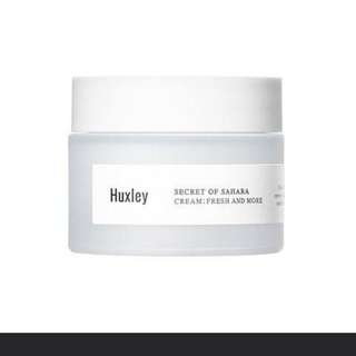 [Brand New] Huxley Cream; Fresh And More 50ml