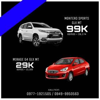 Drive your Ambition! 2018 Best Mitsubishi Promo! Montero Mirage! Vs. Fortuner Vios!