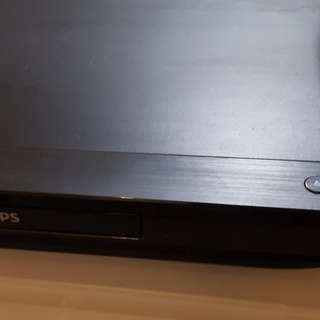 Philips 3D Blue Ray Player