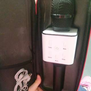 Q7 Microphone New Sales One day