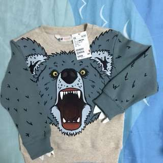 H & M Baby Boy Sweater