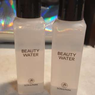 Son and Park Beauty Water