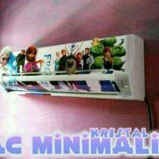 Baru AC Minimalis kristal Gel