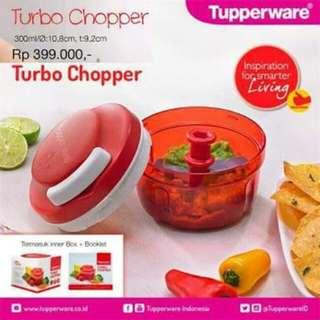 Turbo chooper tupperware