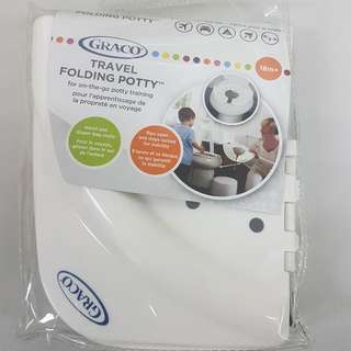 Graco Travel Folding Potty