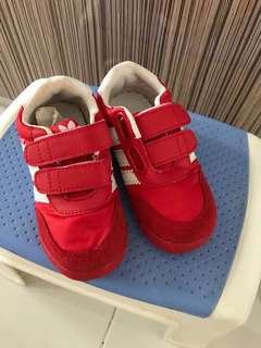 BN kids adidas shoes