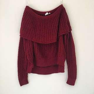 Daria Berry Sweater