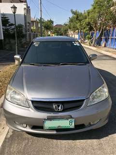 2005 Honda Civic VTi-S 1.6L Automatic (A/T)