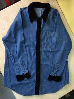 denim shirts牛仔恤衫