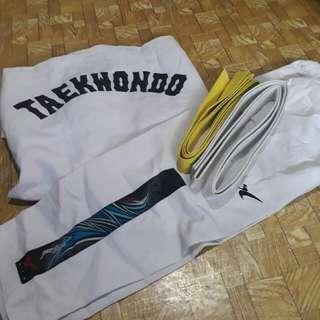 KIX Taekwondo Uniform (Small)