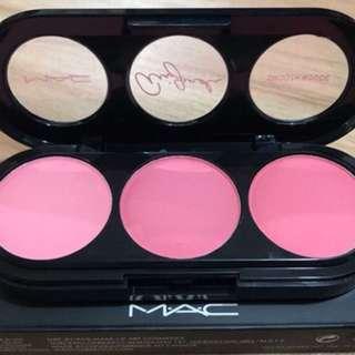 Mac blush on / bronzer 3in1