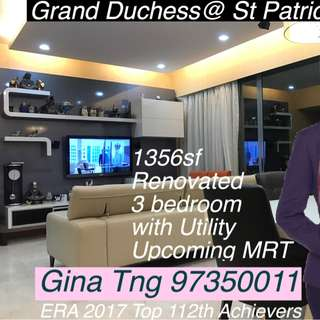 Grand Duchess Freehold 3bedder