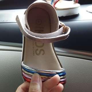 Girl Toddler Shoe size 7