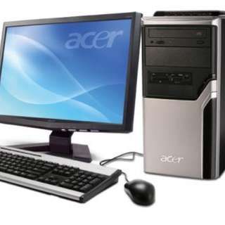 ACER ASPIRE M3630 DESKTOP (Selling for parts)