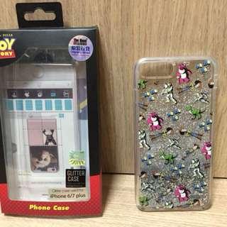 Toy story(魯蘇/巴斯光年/胡迪/草莓熊)iphone6plus&iphone7plus 手機殻(硬殻)