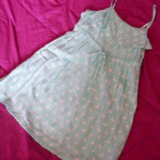 Old navy ruffle summer dress