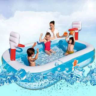 Bestway Inflatable Pool (Basketball & Volleyball)