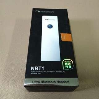 Nakamichi Bluetooth Handset 藍牙免提電話機