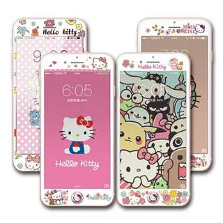 Hello Kitty screen protector(mon貼)
