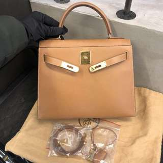 Hermes kelly 28 natural