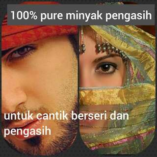 No . 1 pure Minyak tampil cantik dan berseri / pure oil can make you beautiful and radiant