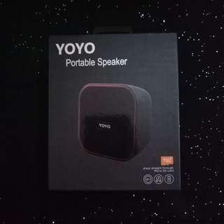 YOYO PORTABLE SPEAKER