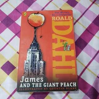 Roald dahl books!