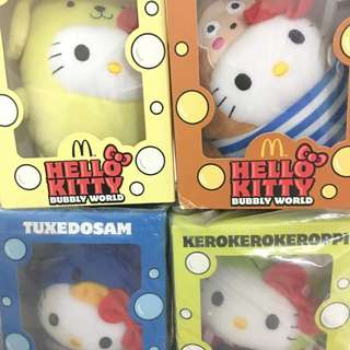 Hellokitty mcdonald edition