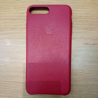蘋果iphone8 plus 原裝皮機套