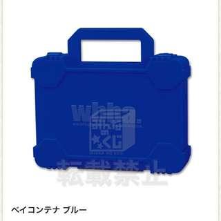 爆旋陀螺 陀螺箱 一番賞 紅/藍色 Beyblade 戰鬥陀螺