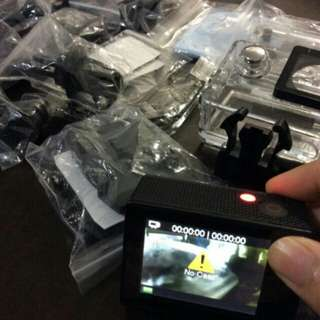 REPRICED - Action Camera