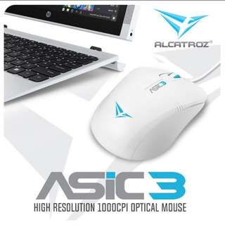 Alcatroz asic3 optical mouse