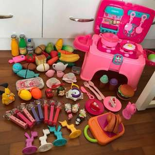 Cookery Cooking Set Toys
