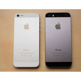 Looking for: iPhone 5s