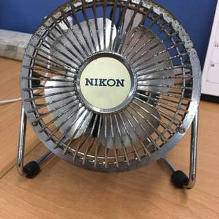 Nikon Mini Electricfan