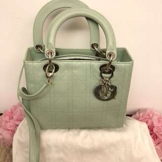 Christian Dior Lady Bag