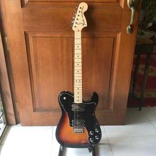 2017 Fender Telecaster Classic Series 72 Deluxe